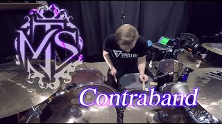 Make Them Suffer - Contraband - Drum Cover