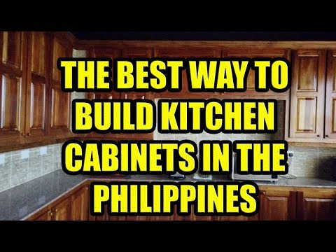 Kitchen Cabinets In The Philippines, How Much Kitchen Cabinet Philippines