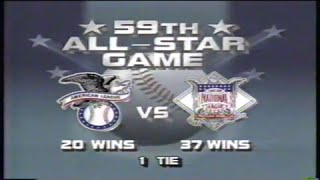 1988 MLB All-Star Game - COMPLETE BROADCAST