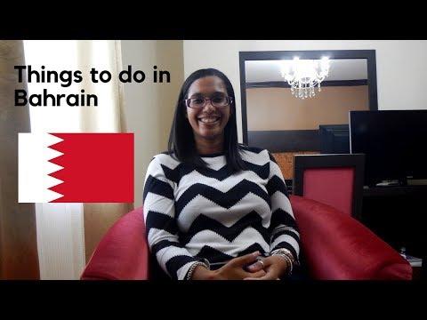 A weekend in Bahrain