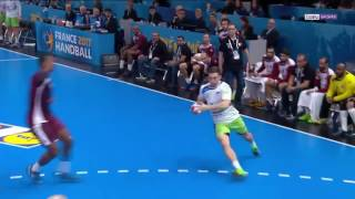Slovenia - Qatar ● HIGHLIGHTS