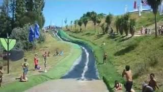 Slide at Te Matatini Kapa haka 2011
