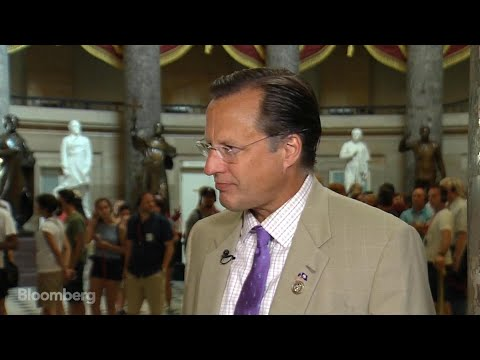 Rep. Dave Brat on Russia, Health Care, Tax Reform