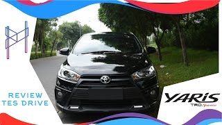 Review dan Test Drive Yaris TRD Sportivo 2014 Indonesia