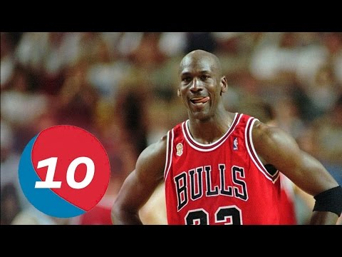 Michael Jordan Top 10 Jugadas