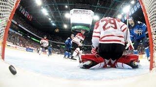 Canada falls to Finland at world junior hockey championship