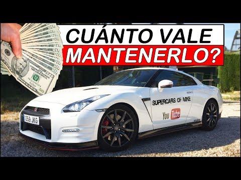 ¿CUÁNTO CUESTA MANTENER UN GTR R35?   Supercars of Mike