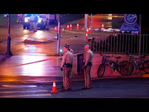 Las Vegas officials hold news conference to discuss fatal crash
