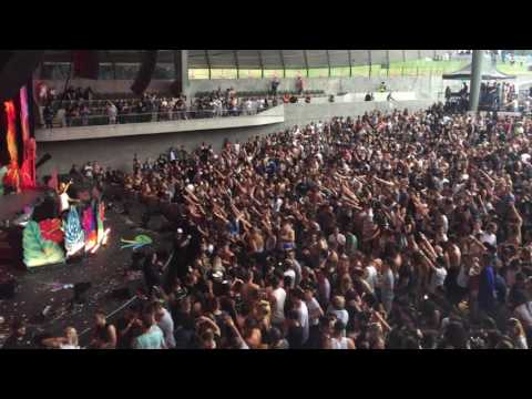MaRLo @ Its A Fine Day  Melbourne NYD  Bedrock  Heaven Scent