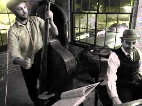 """Sweet Georgia Brown"" by The Lucky Five @ Helsinki Swing Dance Hot Sardines Leisure Class"