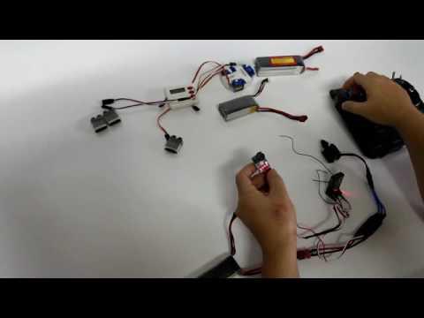 3 IN 1 Buzzer-Low-voltage alarm/Discovery alarm/Signal Loss alarm