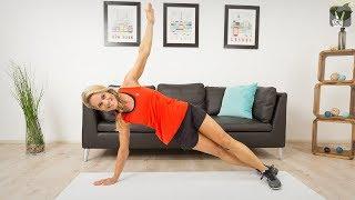 Bodyweight Training – Workout für Anfänger mit Corinna Frey
