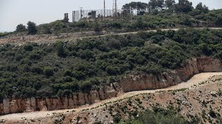 Baixar The 'Relative Calm' on the Israel-Lebanon Border