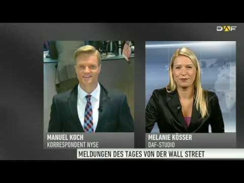Handelsschluss in Frankfurt: DAX geht mit Plus aus dem Handel