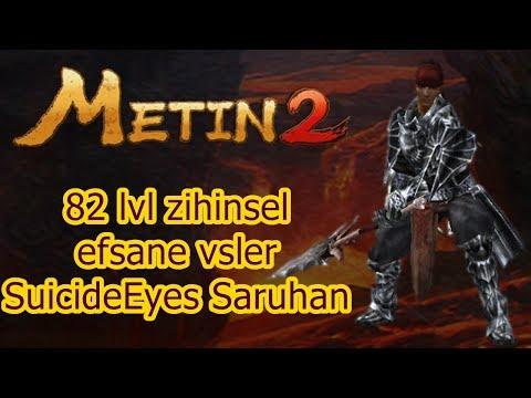 Download Metin2 55 56 Lvl Savaşçı Bedensel Dopet Saruhan