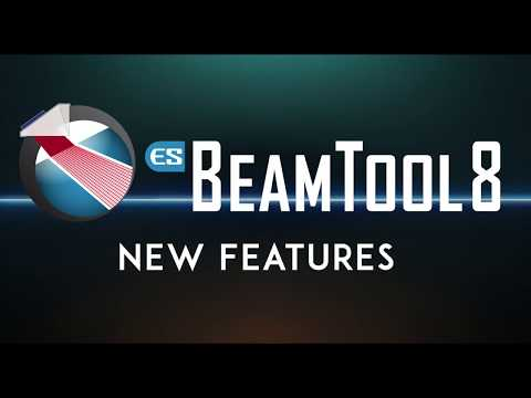 What's New In BeamTool 8