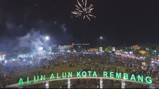 HAPPY NEW YEAR 2017 IN REMBANG CITY - TAHUN BARU 2017 DI KOTA REMBANG