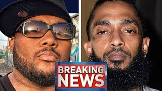 Friend Of Nipsey Hussle Kenyatta Reveals More DISTURBING Info About What Really HAPPEN To Nipsey!!