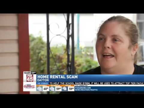 Woman Victim of Home Rental Scam