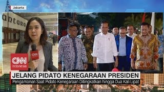 Pidato Kenegaraan Presiden Jokowi, Ini Jadwalnya!