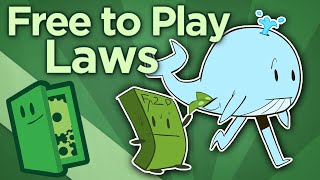 Free To Play Laws - Can We Stop Predatory Practices? - Extra Credits