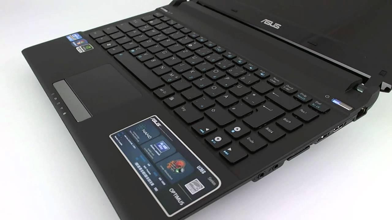 Asus U36SG Virtual Camera Mac
