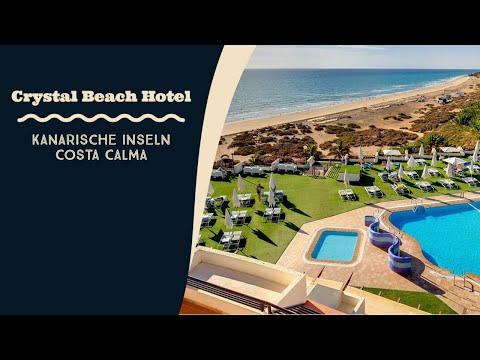 Crystal Beach Hotel / Fuerteventura / Kanarische Inseln / Costa Calma / Costa Calma Strand