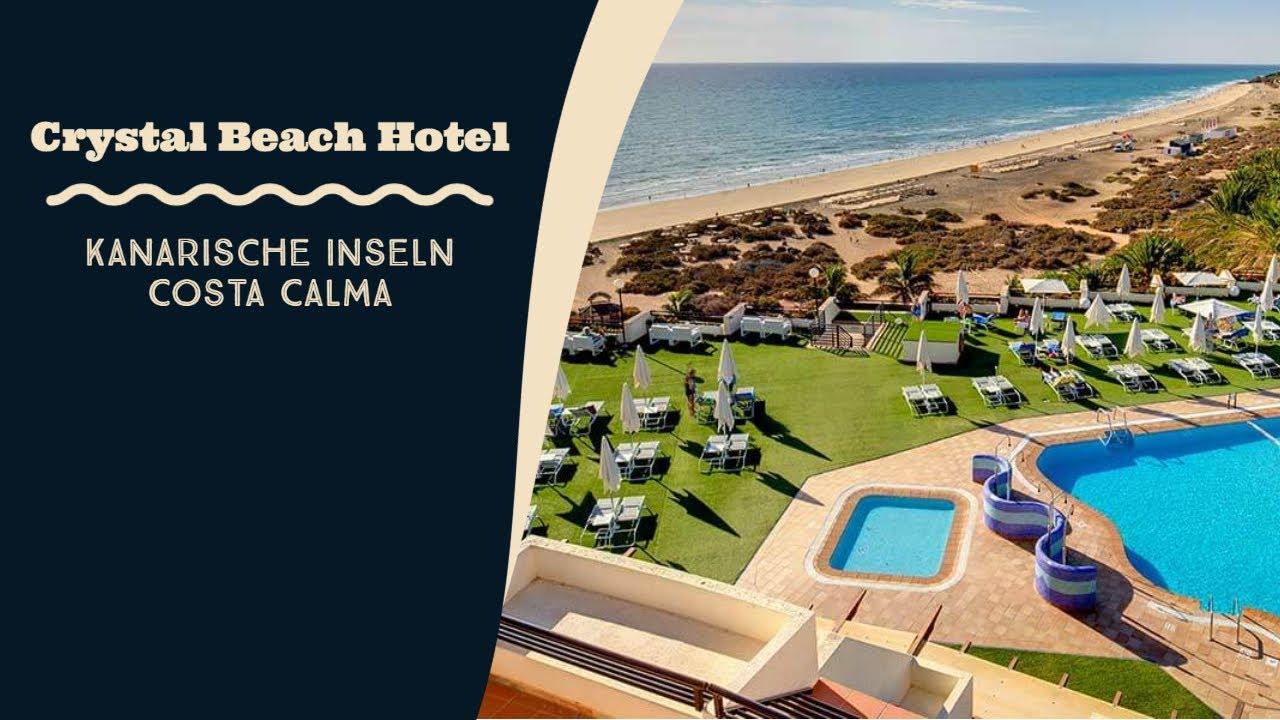 Crystal Beach Hotel Fuerteventura Kanarische Inseln Costa Calma Costa Calma Strand