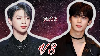 WANNA ONE vs X1 (CENTER, VISUAL, MAKNAE & MORE)│PART 2
