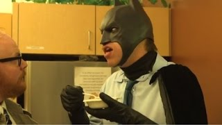 Бэдмен: Офисный Рыцарь!