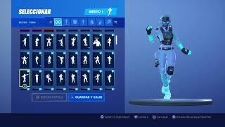 Skin Breakpoint Dancing 136 Fortnite Gestures