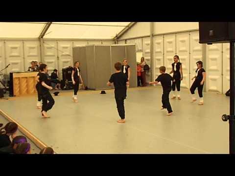 Ysgol Gymraeg Cwmbran Street Dancing