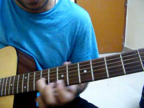 Bin Tere reprise Guitar Solo, Lead - Acoustic (I hate Luv Storys)