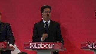 """Ed Miliband Révèle Les """"plans Secrets"""" De Cameron"""
