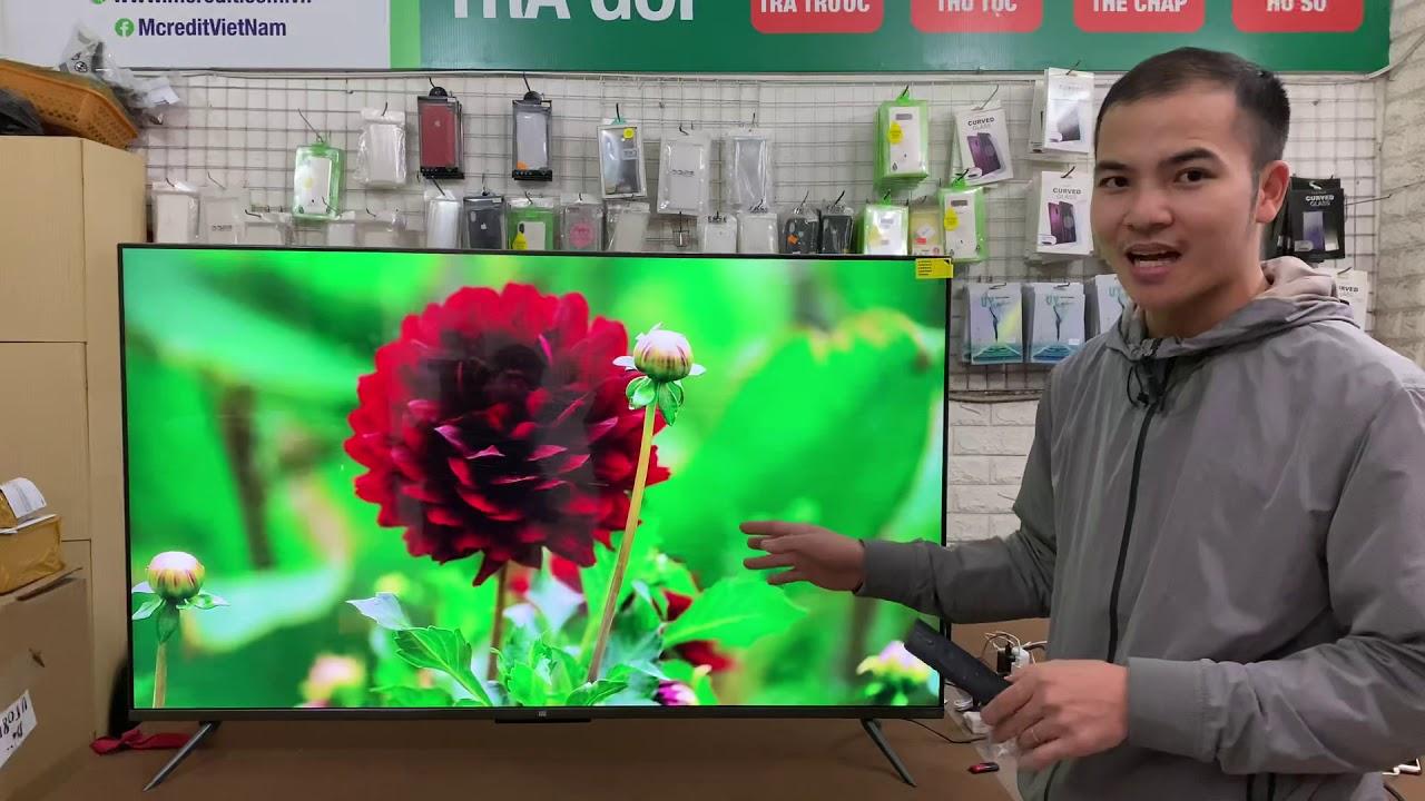 Siêu phẩm cao cấp Tivi Xiaomi TV5 PRO 55 inch – Màn hình Qled – Cấu hình cao nhất hiện tại