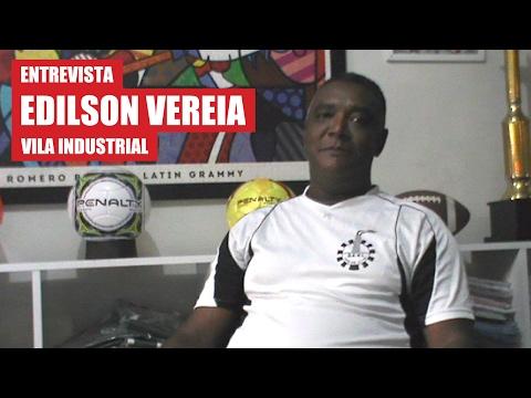 Futebol Mogiano entrevista Edilson Vereia - Vila Industrial