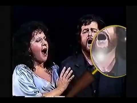 """NEW  """"MON COEUR S´OUVRE A TA VOIX"""" MARJANA LIPOVSEK & CARLO COSSUTTA LIVE IN BREGENZ 1986"""