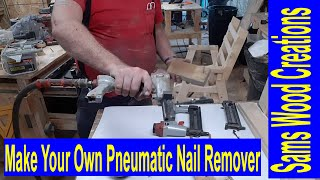 Make Your Own Pneumatic Nail R…