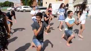Армянские народные танцы в Каменце-Подольском