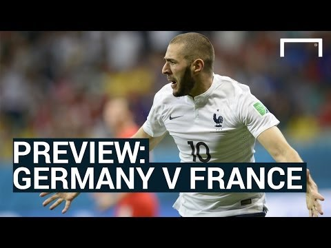 Goal preview | Germany v France