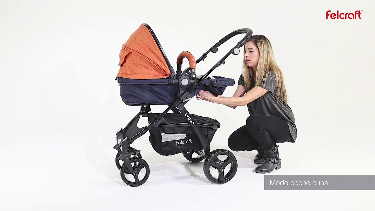 ff731b793 Travel System Urban (art.TS5011). Felcraft