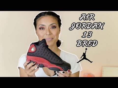 AIR JORDAN 13: BREDS ( Review + On Feet)