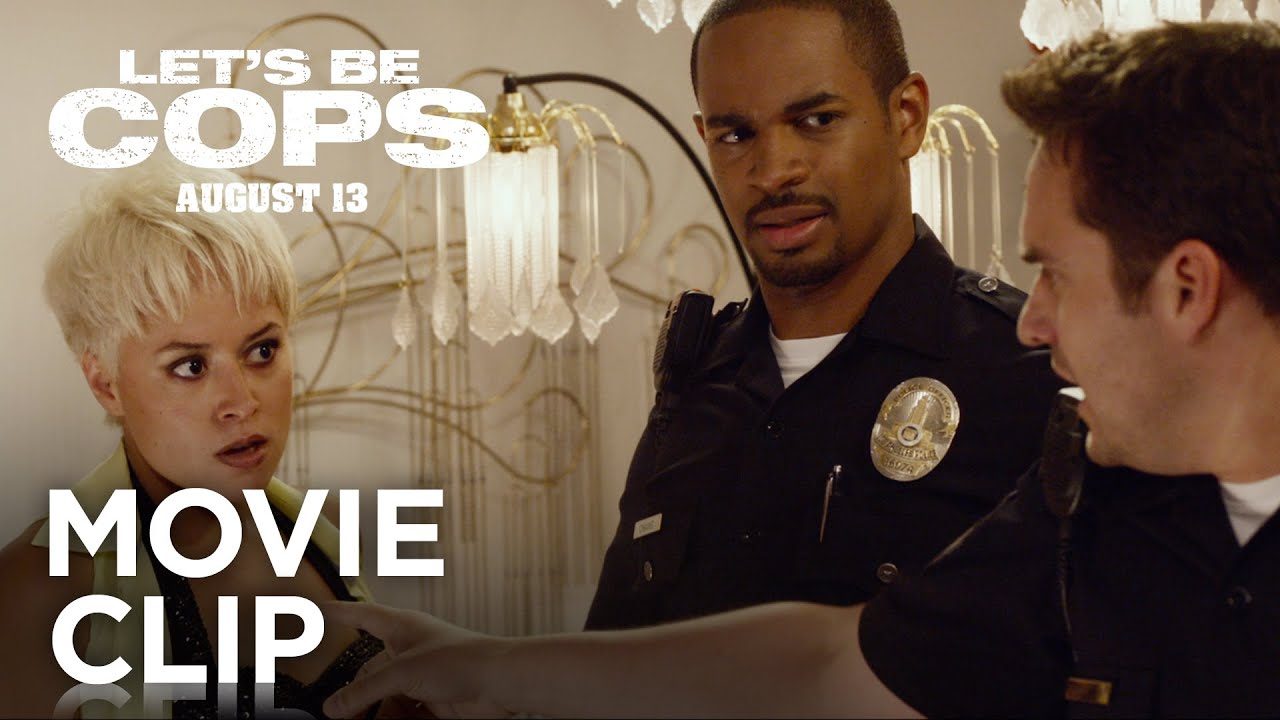 """Download Let's Be Cops   """"Controlling the Situation"""" Clip [HD]   20th Century FOX"""