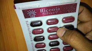 हर रोज ले एक टेबलेट ,100 साल तक रहेंगे चुस्त और सेहतमंद ! Riconia Silver LP Tablets review