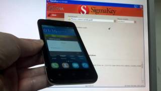 Huawei Y560 direct unlock with Sigmakey
