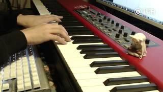 [TRÚ DẠ - PIANO COVER] Tam Sinh Tam Thế Thập Lý Đào Hoa OST - Lạnh Bạc {Trương Bích Thần}