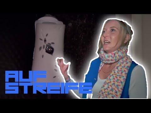 Kamera auf der Toilette - Ein gut durchdachter Diebstahl! | Auf Streife | SAT.1 TV