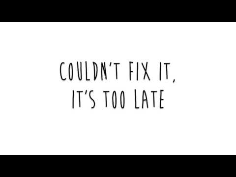 Talk - Kodaline {Lyrics}
