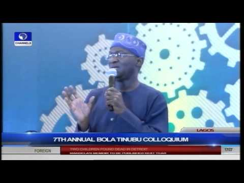 Fashola Lists State's Achievement On Power Generation Pt 2