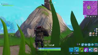 Fortnite - Bad aim won me the match.
